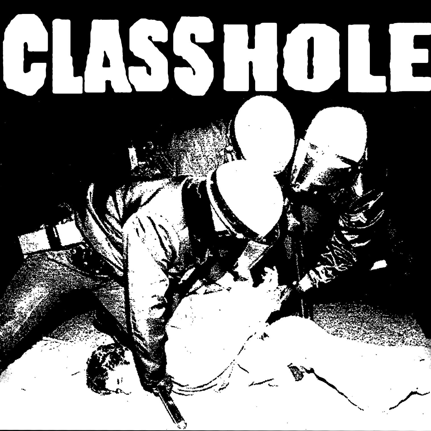 CLASSHOLE self-titled