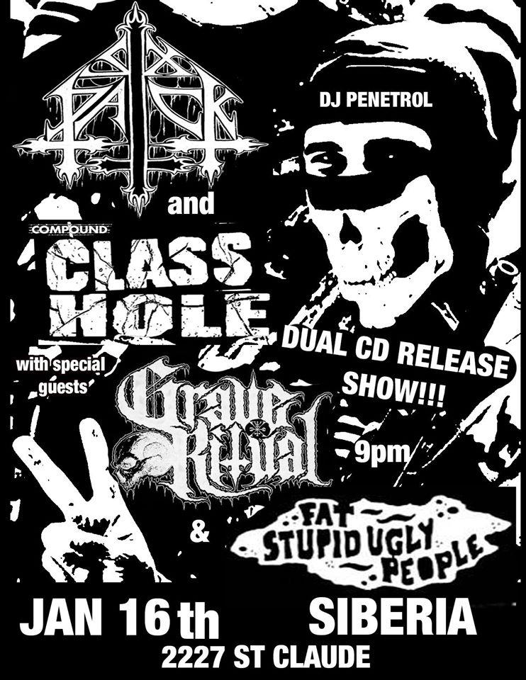 classhole-record release