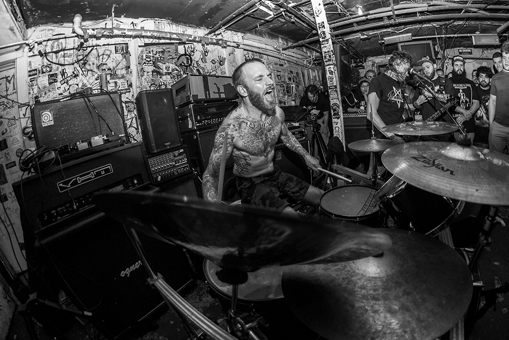 Die Choking Meatlocker 3 May 2016 [photo by Paul Buczkowski]